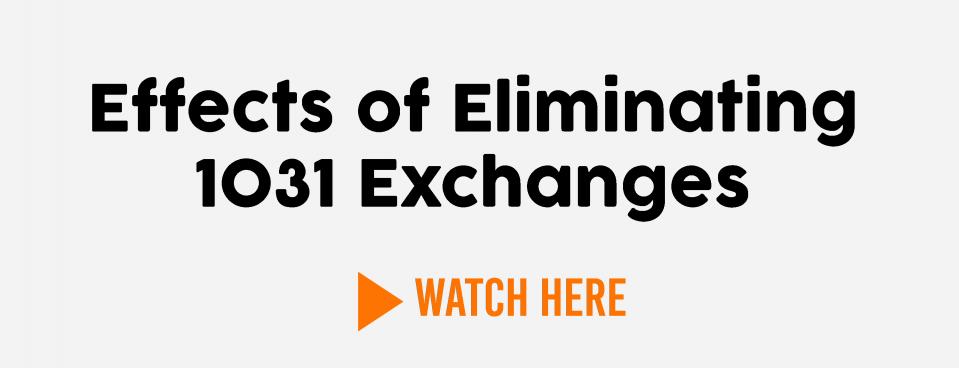 effects of elim 1031 slider