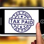 paid taxes